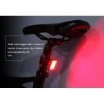 Magicshine Seemee 60 - USB-oplaadbaar achterlicht et remsensor 60 lumen